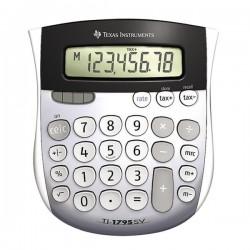 Texas Instruments TI 1795SV Calculatrice de bureau moderne avec 8 chiffres