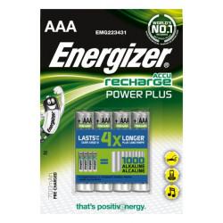 VARTA 4 Accus rechargeables HR03 AAA