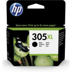 HP 305XL Cartouche d'encre Noir authentique grande capacité (3YM62AE)