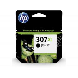 HP 307XL Cartouche d'encre Noir authentique grande capacité (3YM64AE)