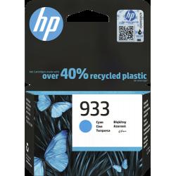 HP 933 Cartouche Cyan authentique (CN058AE)