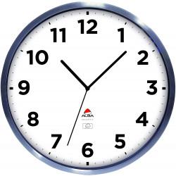 ALBA HOREXTRARC Horloge d'Exterieur radio contrôlé Grand Format - 35,5 cm
