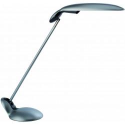 ALBA Fluopop M Lampe de bureau fluorescente poppins gris métal