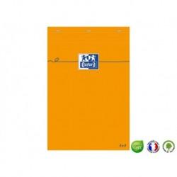 OXFORD Bloc-Notes orange A4