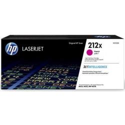 HP Toner Grande Capacité 212X Magenta 10 000 pages