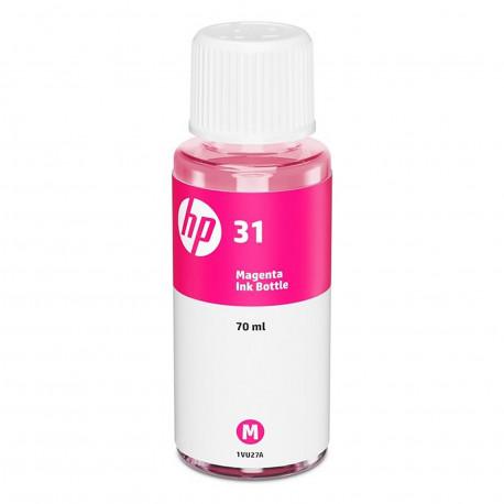 HP 31 Bouteille d'encre Magenta authentique (8000 pages)