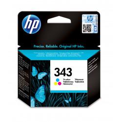 HP 343 Couleurs Authentique