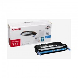 CANON Cartouche Toner 711 Cyan 6 000 pages