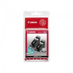 CANON Cartouche encre PGI525 Noire Pack de 2 Blister