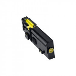DELL Cartouche Toner Jaune TW3NN 4000 pages