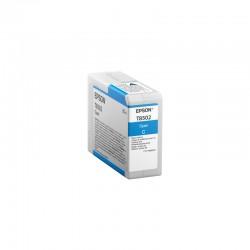 EPSON Cartouche encre T8502C cyan 80ml