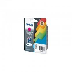 """EPSON Cartouche """"Intercalaires"""" T0423 Encre DURABrite Ultra Magenta 16ml"""