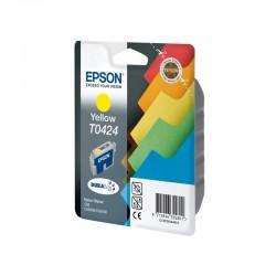 "EPSON Cartouche ""Intercalaires"" T0424 Encre DURABrite Ultra Jaune 16ml"
