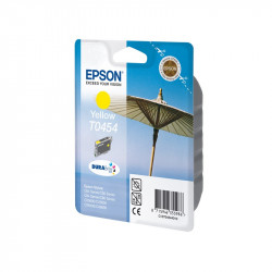 "EPSON Cartouche ""Parasol"" T0454 Encre DURABrite Ultra Jaune 8ml"