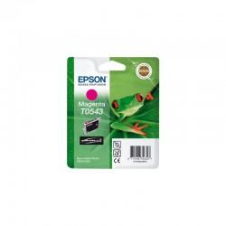 "EPSON Cartouche ""Grenouille"" T0543 Encre UltraChrome Hi-Gloss M 13ml"