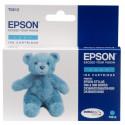 """EPSON Cartouche """"Ourson"""" T0612 Encre DURABrite Ultra Cyan 8ml"""