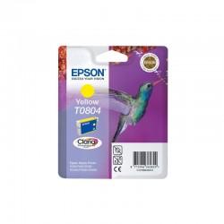 "EPSON Cartouche ""Colibri"" T0804 Encre Claria Jaune 7,4ml"