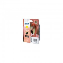 "EPSON Cartouche ""Flamand Rose""T0874 Encre UltraChr Hi-Gloss2 J 11,4ml"