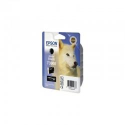 "EPSON Cartouche ""Loup"" T0968 Encre UltraChrome K3 VM Noir mat"