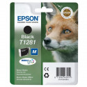 "EPSON Cartouche ""Renard"" T1281 Encre DURABrite Ultra Noir 5,9ml"