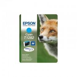 "EPSON Cartouche ""Renard"" T1282 Encre DURABrite Ultra Cyan 3,5ml"