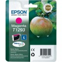 "EPSON Cartouche ""Pomme"" T1293 Encre DURABrite Ultra Magenta 7ml"