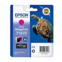 "EPSON Cartouche ""Tortue"" T1573 Encre UC K3 VM Magenta 25,9ml"