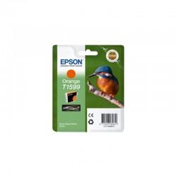 "EPSON Cartouche ""Martin-pêcheur"" T1599 Encre Ultrachr Hi-Gloss2 O 17ml"
