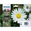 """EPSON Multipack """"Pâquerette"""" 18XL Encres Claria Home N,C,M,J XL 31,3ml"""