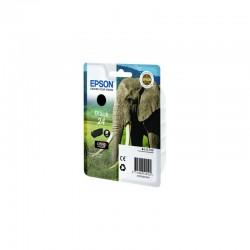 "EPSON Cartouche ""Eléphant"" 24 Encre Claria Photo HD Noir 5,1ml"