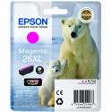 """EPSON Cartouche """"Ours Polaire"""" 26XL Encre Claria Premium Magenta 9,7ml"""