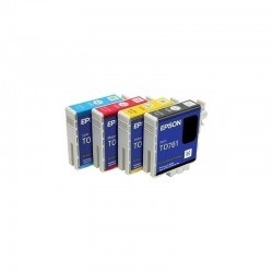 EPSON Cartouche encre Pigment Gris clair 350ml