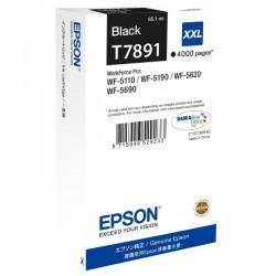 EPSON Cartouche encre T7891 Noir XXL 4 000 pages