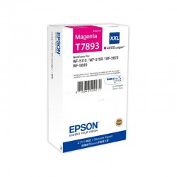 EPSON Cartouche encre T7893 Magenta XXL 4 000 pages