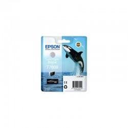 EPSON Cartouche Orque T7609 encre Noir très clair 25,9ml