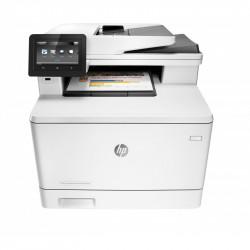 HP LaserJet 400 Color M477fdn MFP 4 en 1, A4, 27ppm, Réseau, R/V