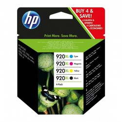 hp 920xl pack 4 cartouches