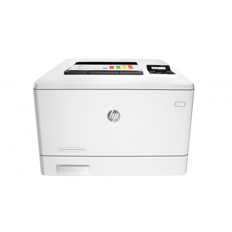 hp laserjet color pro m452nw cf388a imprimante couleur laserjet pro. Black Bedroom Furniture Sets. Home Design Ideas