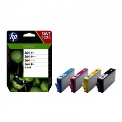 cartouche hp 364 pack