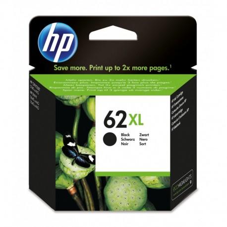 HP 62XL cartouche d'encre noir