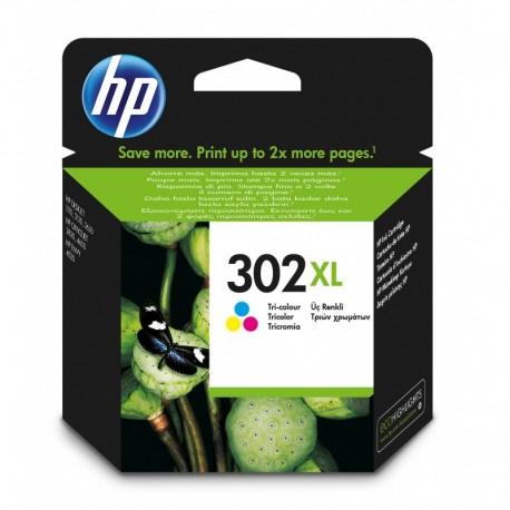 HP 302XL couleurs