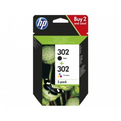 pack hp 302 authentique
