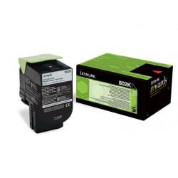 LEXMARK 80C20K0 Toner Noir 802K Noir pour CX310, CX410, CX510.jpg