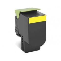 LEXMARK 80C2SY0 Toner Jaune 802SY pour CX310, CX410, CX510.jpg