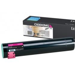 LEXMARK C930H2MG Toner Magenta Haute Capacité pour C935.jpg