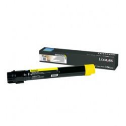 LEXMARK X950X2YG Toner Jaune X95X Très Haute Capacité.jpg