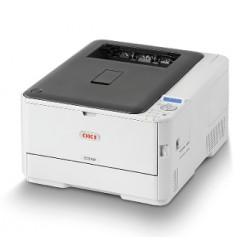 OKI Imprimante LED couleur C332dn A4,26ppm (coul) 30ppm (mono), R/V