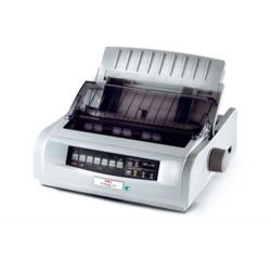 OKI Imprimante matricielle ML5520eco 9 aiguilles -Parallèle-USB 2.0
