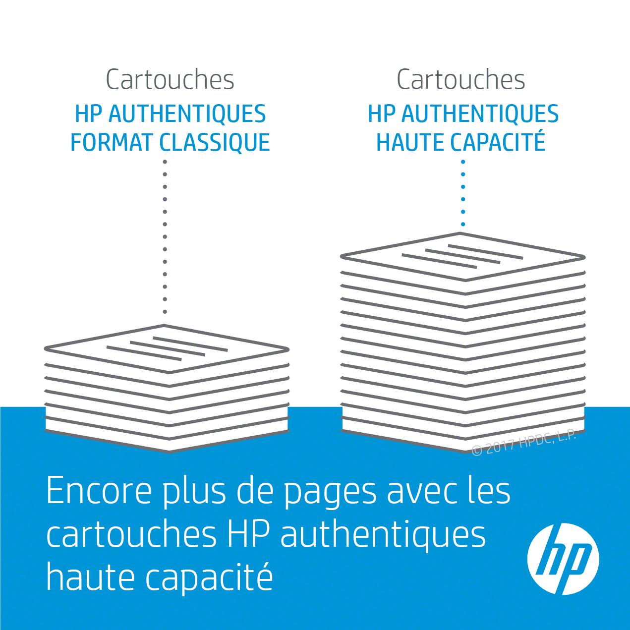 HP 903XL Grande capacité