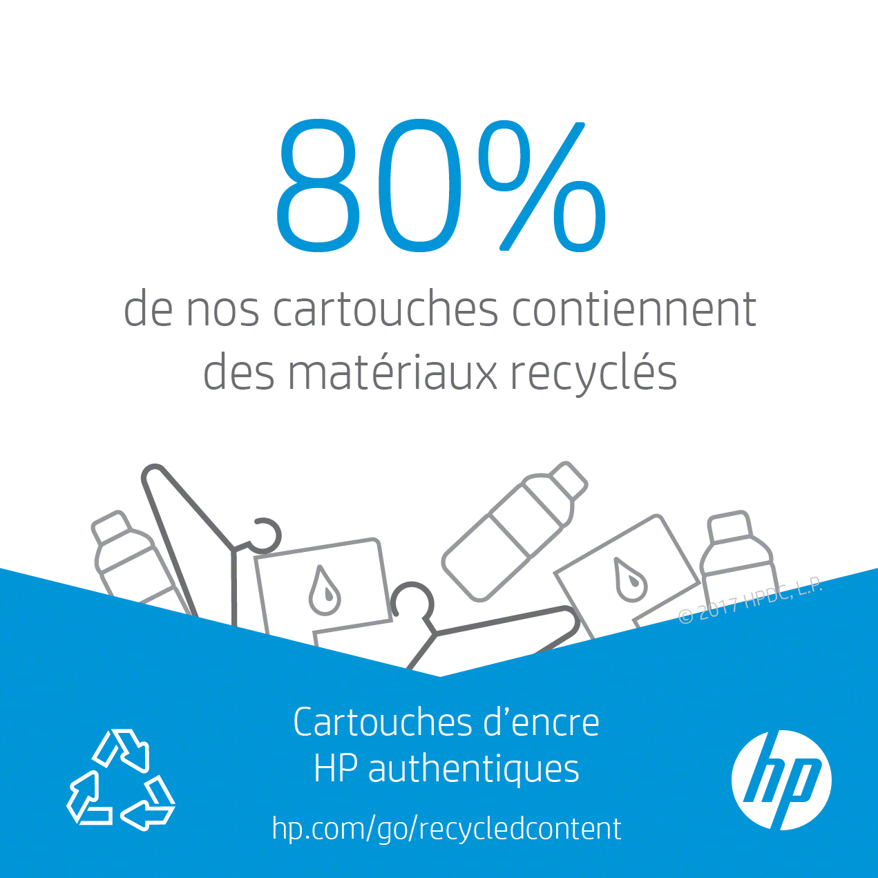 recyclage cartouche HP 903XL